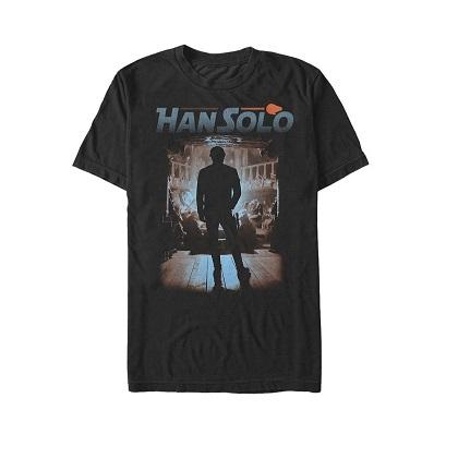 Star Wars Han Solo Story Gamblers Den Tshirt