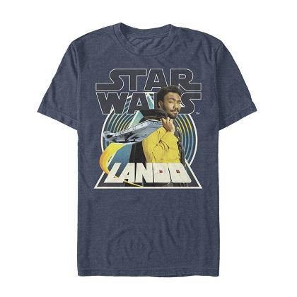 Star Wars Han Solo Story Lando Tshirt