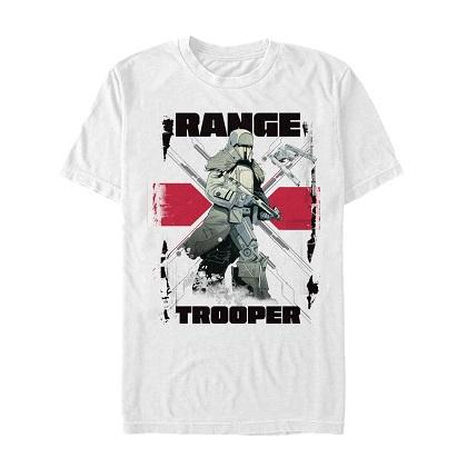 Star Wars Han Solo Story Range Trooper Tshirt