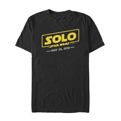Star Wars Han Solo Story May 25th 2018 Tshirt