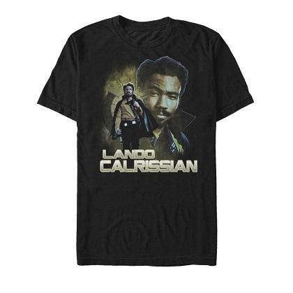 Star Wars Han Solo Lando Calrissian Tshirt