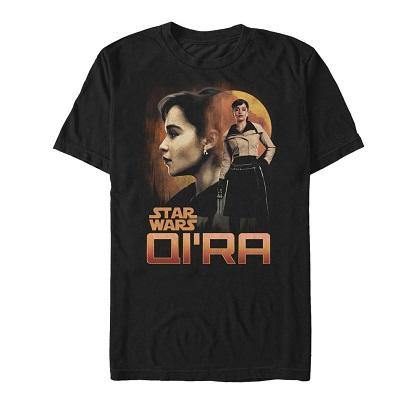Star Wars Han Solo Story Qi'Ra Tshirt