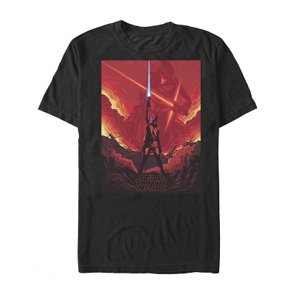 Star Wars May The Force Be With You Rey Tshirt