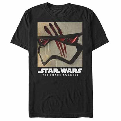Star Wars - Episode 7 Blood Stains Black T-Shirt