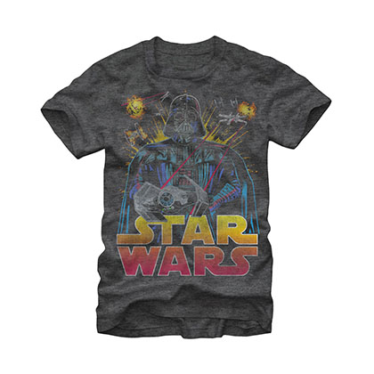 Star Wars Ancient Threat Gray T-Shirt