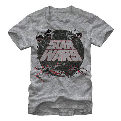 Star Wars Tradition Gray T-Shirt