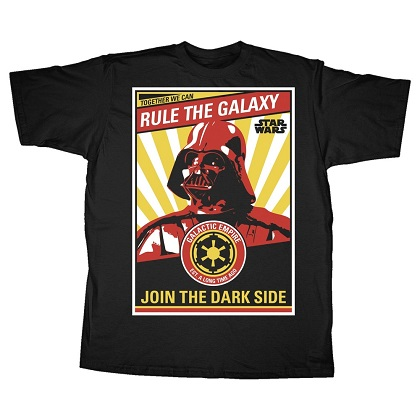 Star War Join The Dark Side Tshirt