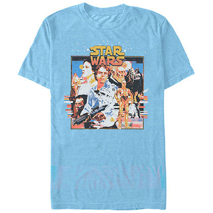 Star Wars Episodes T-Shirt