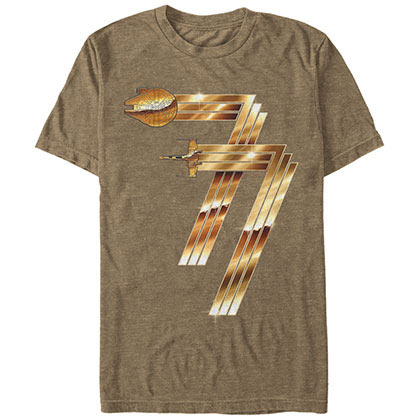 Star Wars Race Against Time T-Shirt