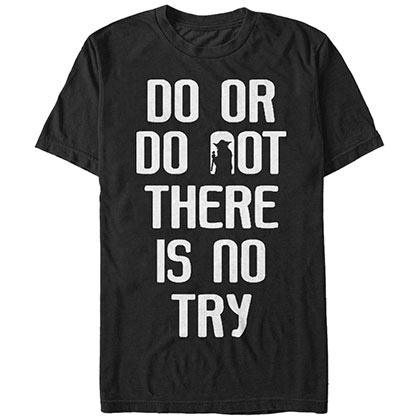 Star Wars Do It T-Shirt
