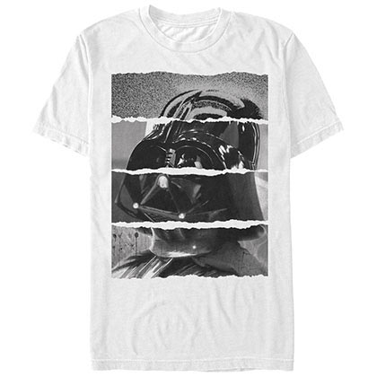 Star Wars Torn Vader T-Shirt