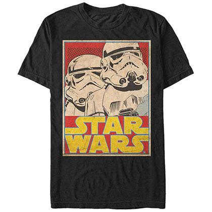 Star Wars Stormtrooper Card T-Shirt