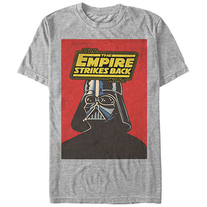 Star Wars Blue Darth Card T-Shirt