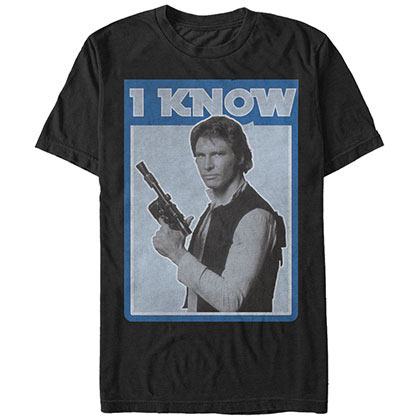 Star Wars Han Love T-Shirt
