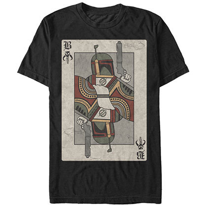 Star Wars Boba Card T-Shirt