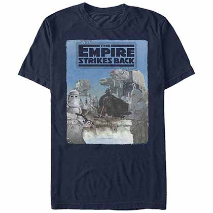 Star Wars Empty Vessel Blue T-Shirt