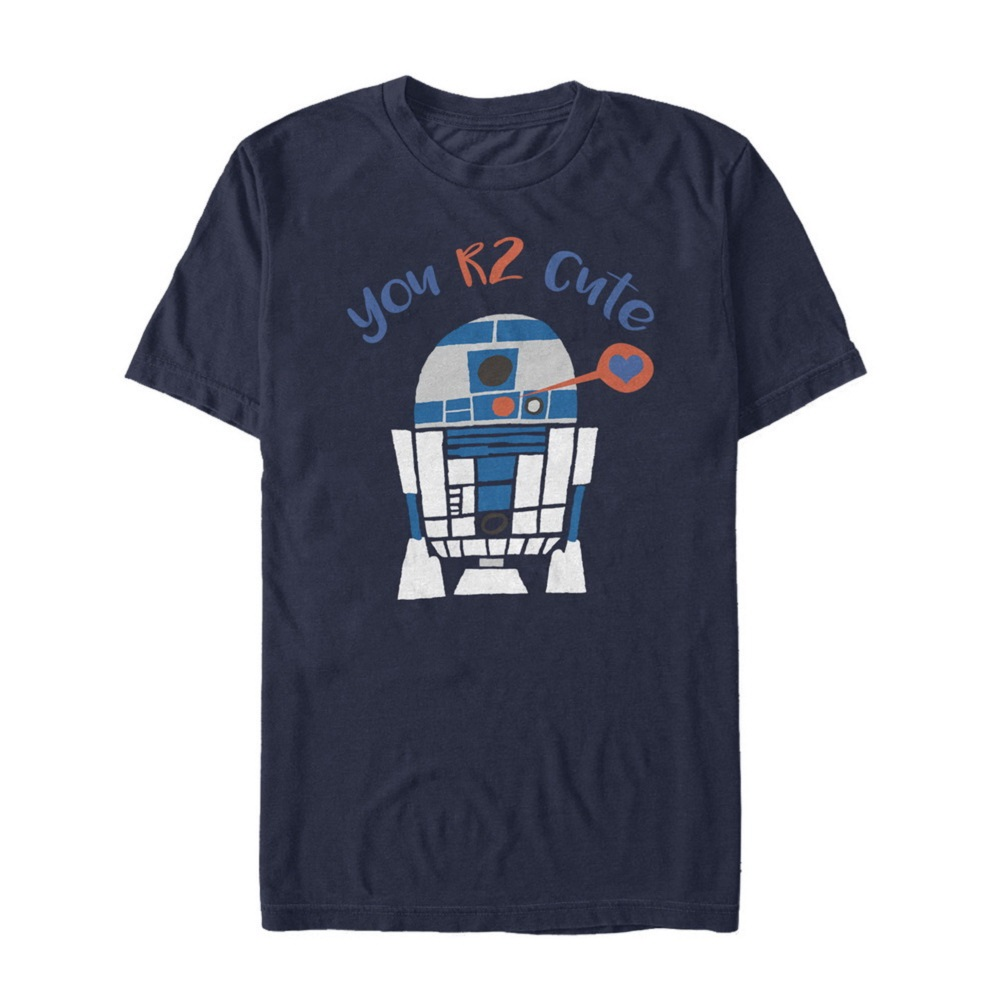 Star War R2D2 You R2 Cute Tshirt