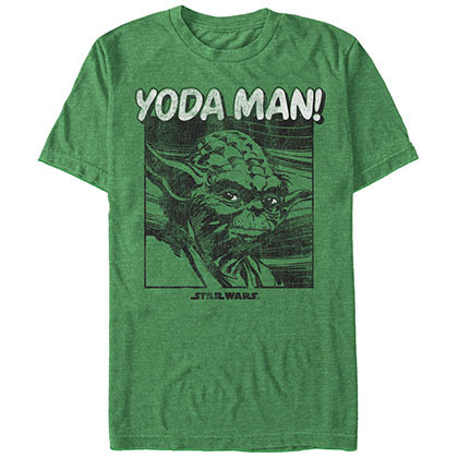 Star Wars Yoda Man Can T-Shirt