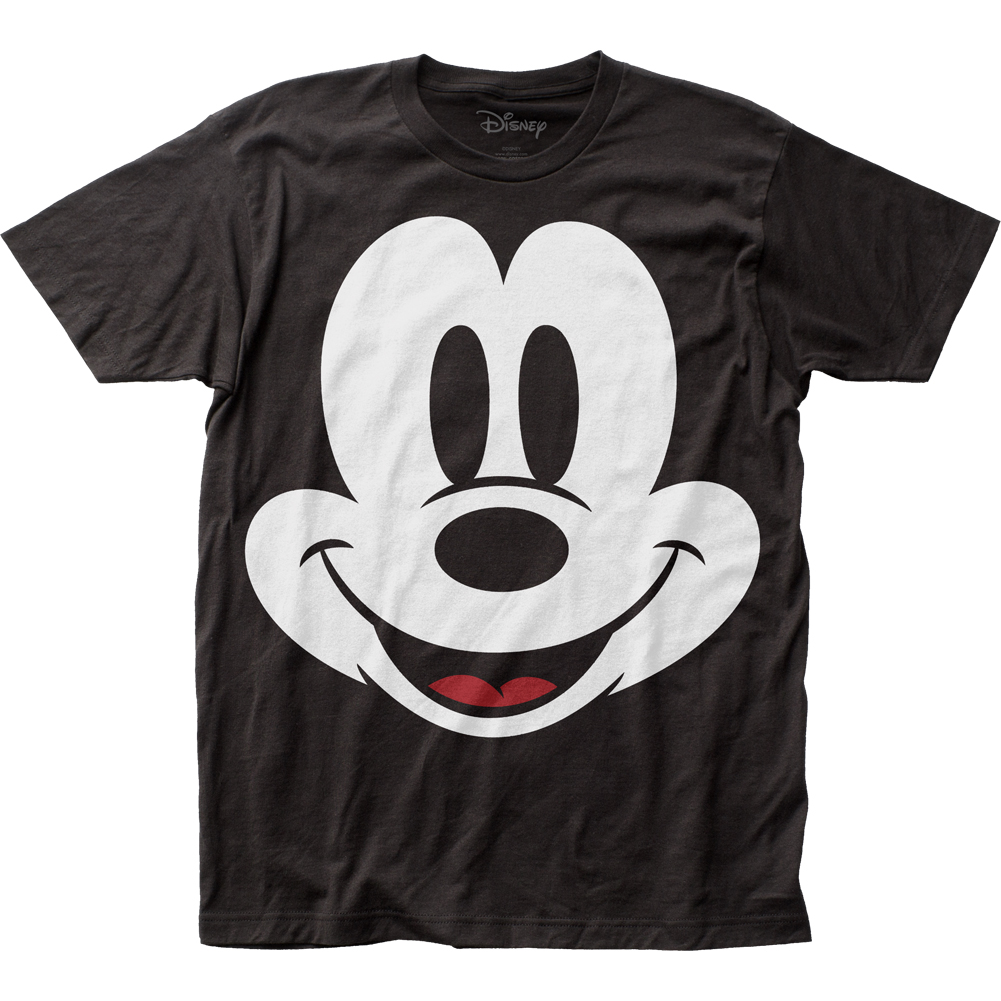 044b65a0c item was added to your cart. Item. Price. Mickey Mouse Men's Black Big Face Logo  T-Shirt