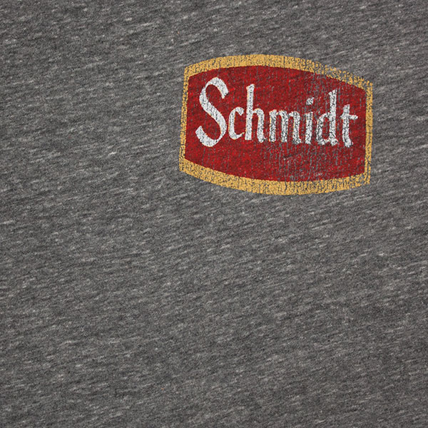 Schmidt Beer Vintage Men S Shirt