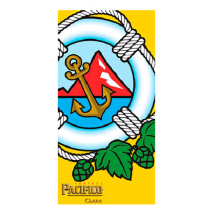 Pacifico Beach Towel