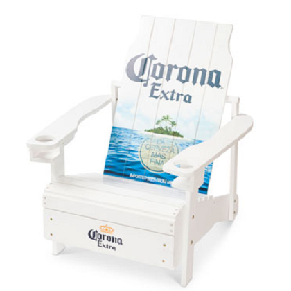 Corona Adirondack Chair With Cooler