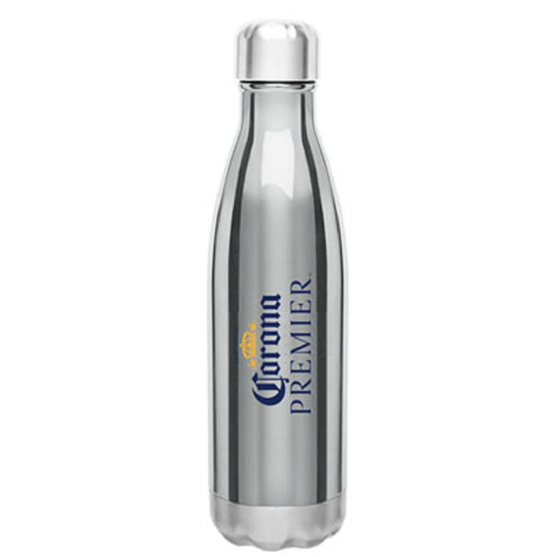 Corona Premier 17 Ounce Stainless Steel Water Bottle