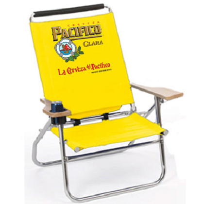 Pacifico Summer Beach Chair