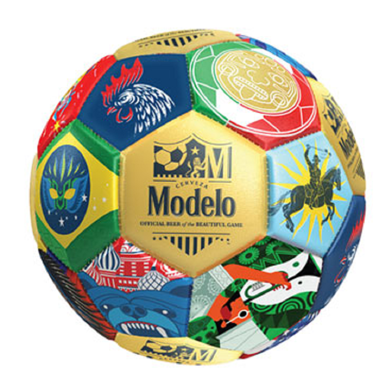 Modelo Soccer Ball With Stand