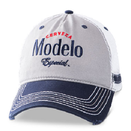 Modelo Structured 5 Panel Baseball Hat