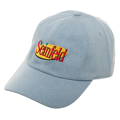 Seinfeld Logo Denim Hat