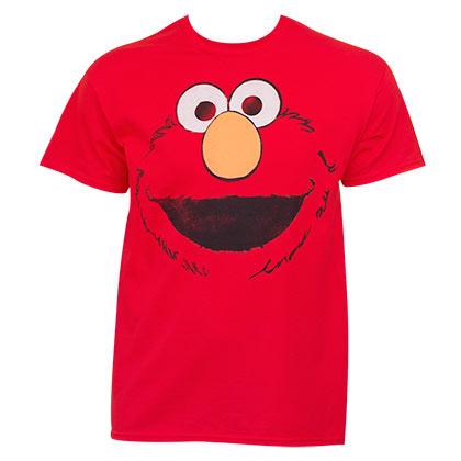 Sesame Street Elmo Face Shirt