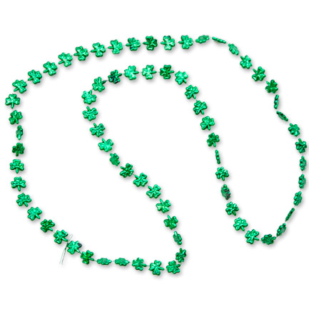 Shamrock Irish Beads