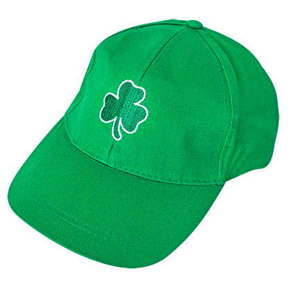 Saint Patrick's Day Green Irish Shamrock Dad Hat