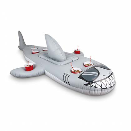 Shark Pool Float Swim Up Bar
