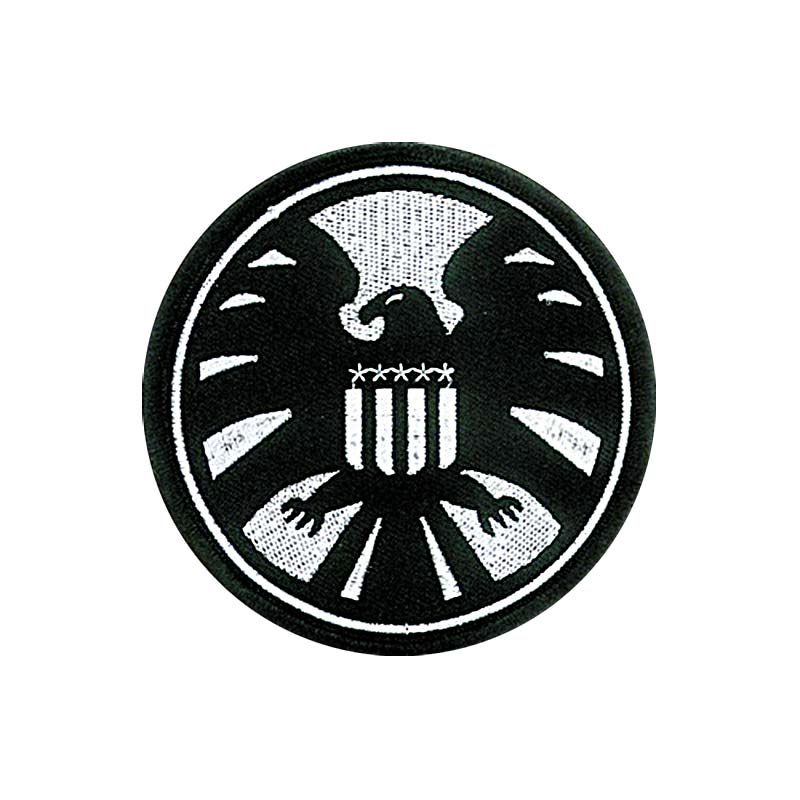 Agents Of Shield Embroidered Logo Patch Superheroden