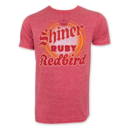Shiner Ruby Red Bird T-Shirt