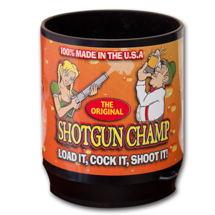 Shotgun Champ Beer Shotgun