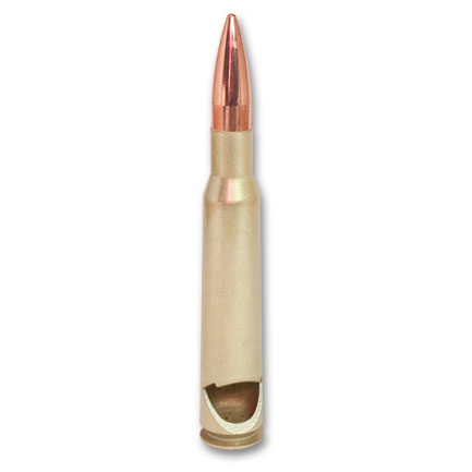 50 Caliber Shotgun Shell Bottle Opener