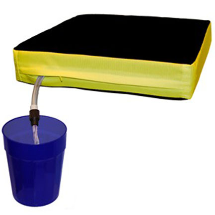 Sippin Seat (FREE SHIPPING) - Black & Yellow