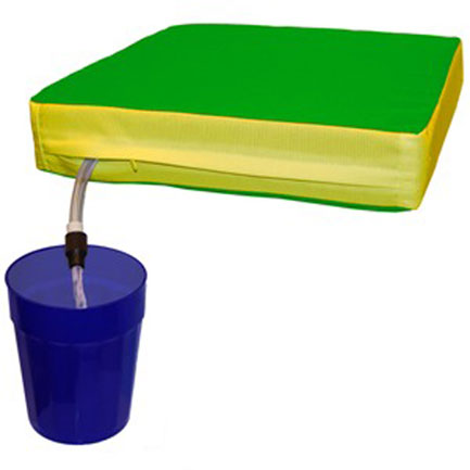 Sippin Seat (FREE SHIPPING) - Green & Yellow