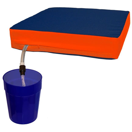 Sippin Seat (FREE SHIPPING) - Navy & Orange