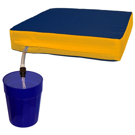 Sippin Seat (FREE SHIPPING) - Navy & Yellow