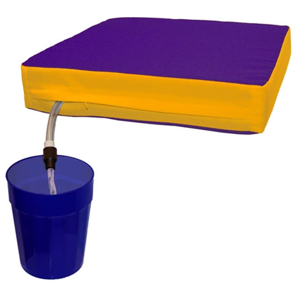 Sippin Seat (FREE SHIPPING) - Purple & Yellow