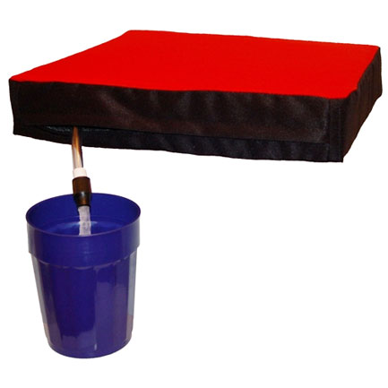 Sippin Seat (FREE SHIPPING) - Red & Black