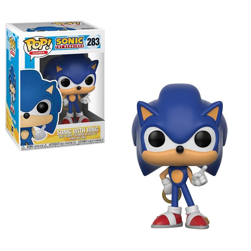 Sonic The Hedgehog Funko Pop Vinyl Figure