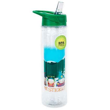 South Park Stick Of Truth Water Bottle