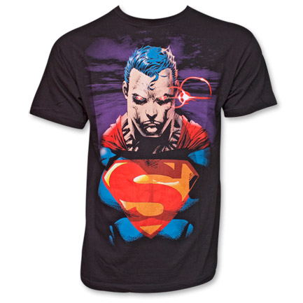 Superman Red Eyes TShirt