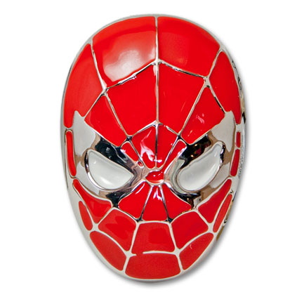 Spiderman Belt Buckle