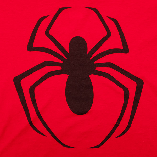 Spiderman Classic Logo Juniors Tshirt P 23265 on Printable Ws